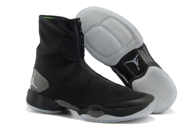 2013 New Arrival Air Jordan 28 Black Grey