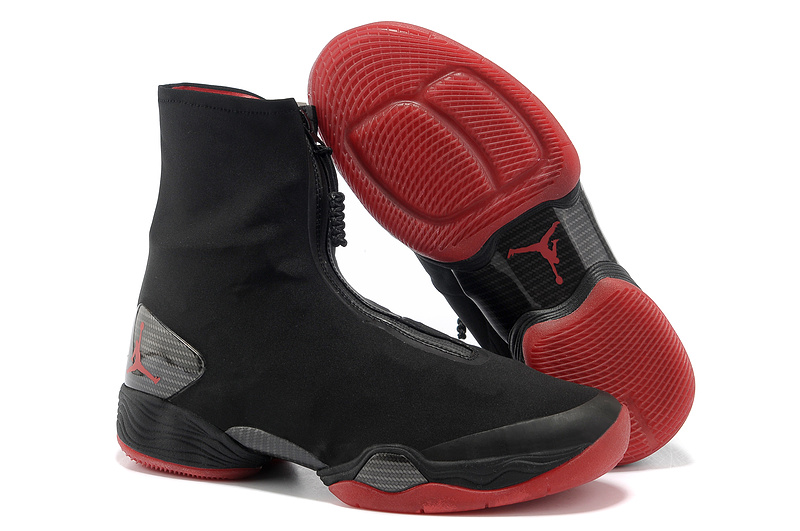 2013 New Arrival Air Jordan 28 Black Red