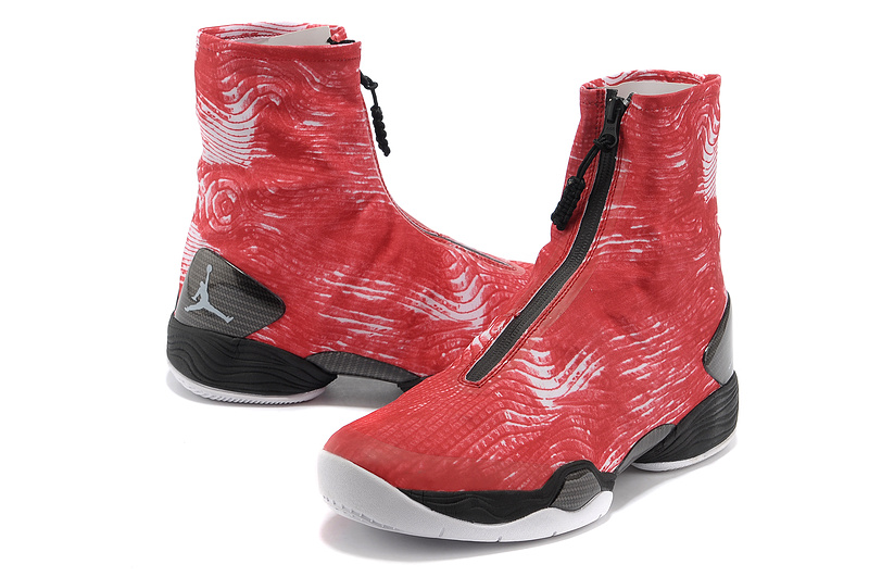 2013 New Arrival Air Jordan 28 Red Black
