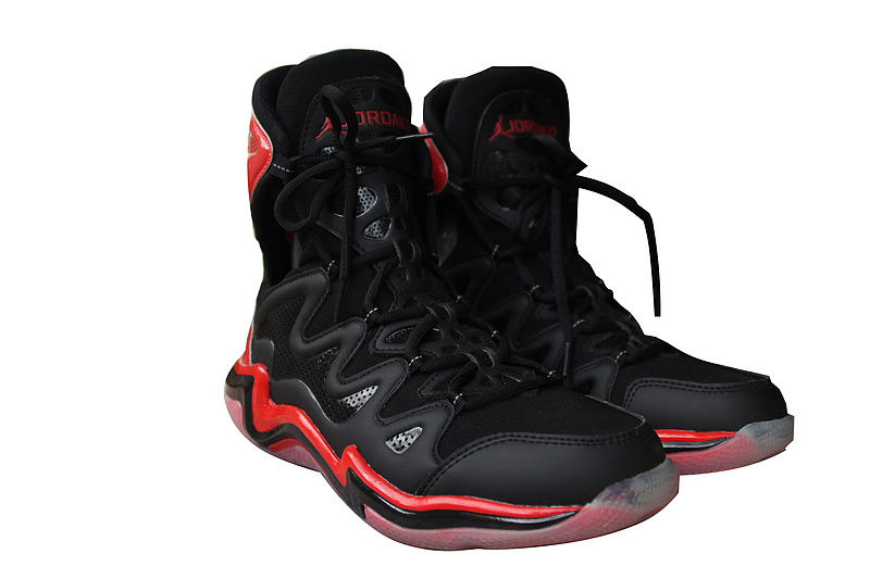 2014 Air Jordan 29 Black Red Shoes