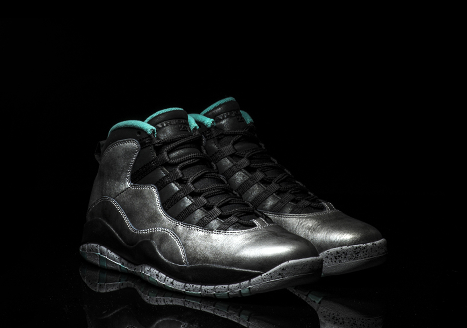2015 Air Jordan 10 Lady Liberty Shoes