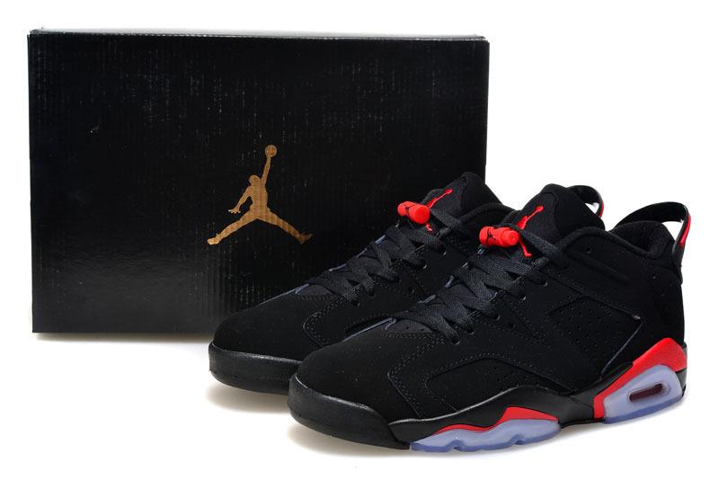 ... jordan 6 schwarz hornet 2015 air jordan 6 gs low black infrared 23  black shoes