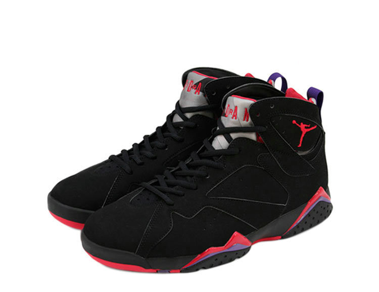 2015 Air Jordan 7 GS Raptors Shoes
