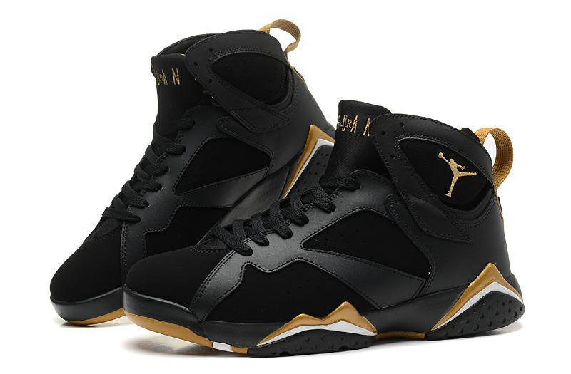 2015 Air Jordan 7 Golden Moments Pack Shoes