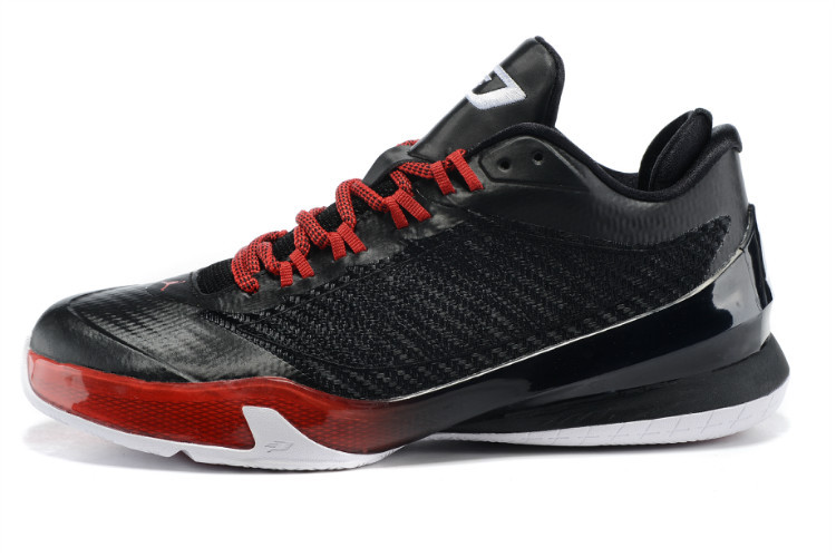 New Arrival Nike Jordan CP3 VIII Black Red Shoes
