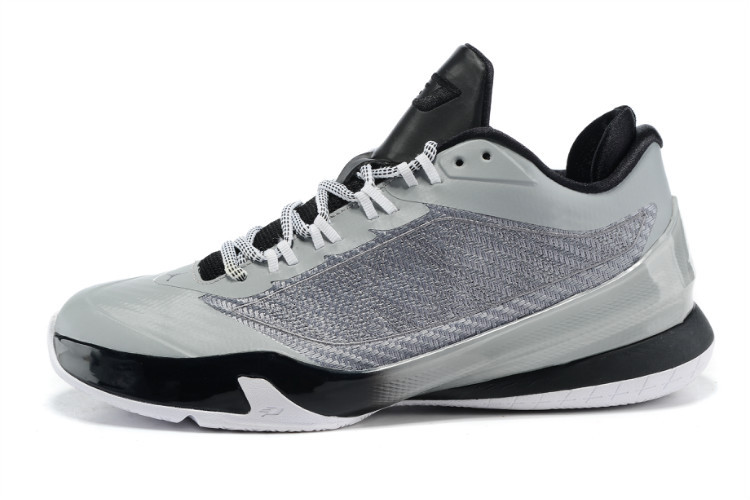 New Arrival Nike Jordan CP3 VIII Grey Black Shoes
