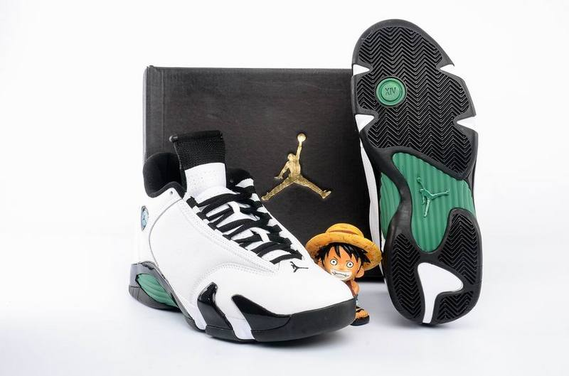 2016 Air Jordan 14 Oxidized Green Shoes
