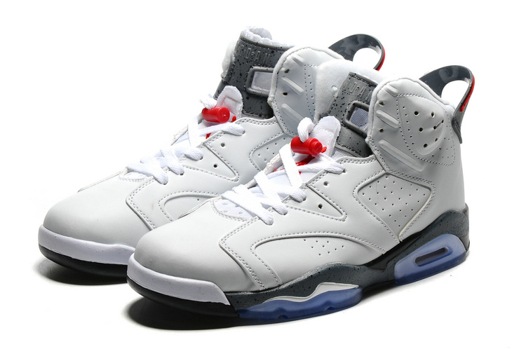 2016 Air Jordan 6 First Championship Shoes