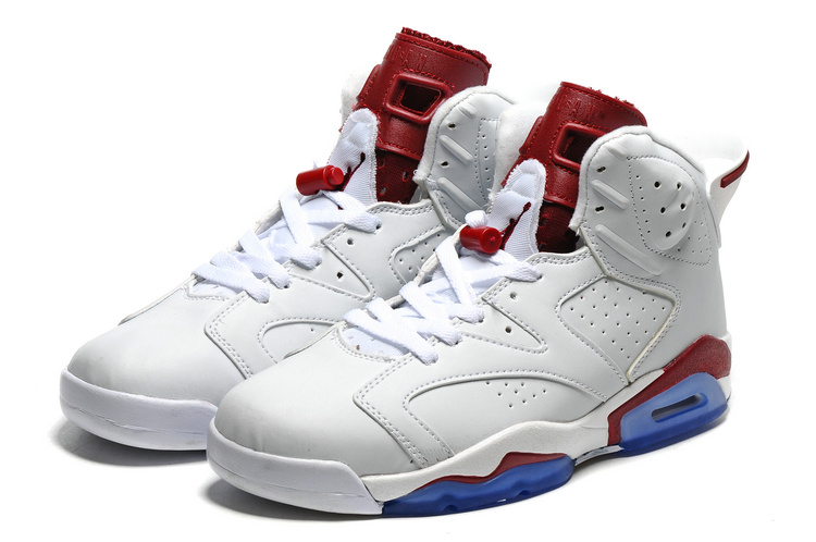 78e1ad5f708457 2016 Air Jordan 6 Maroon Off White New Maroon Shoes  17NAJ139 ...