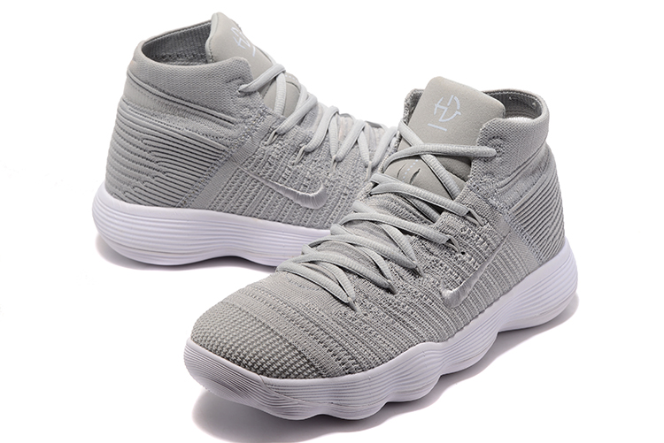 Latest Nike Hyperdunk Gray Sliver Shoes