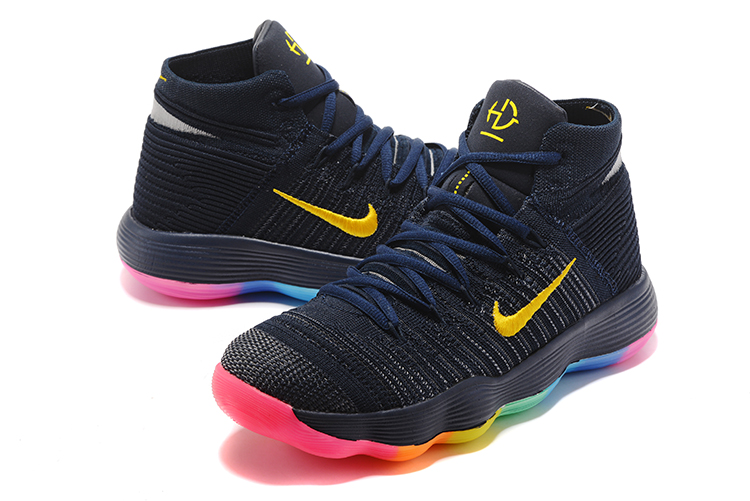 Latest Nike Hyperdunk Rainbow Shoes