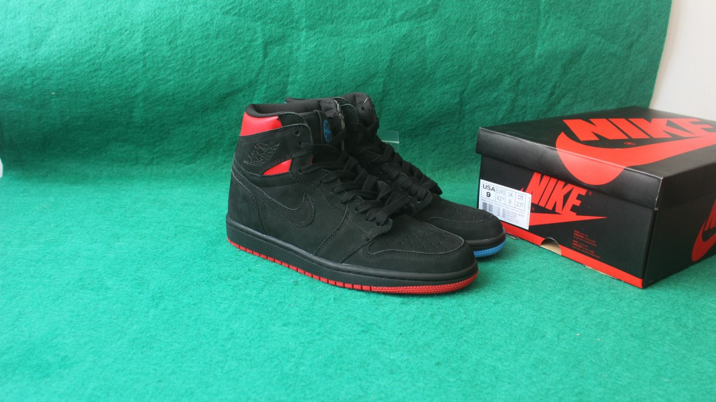 Air Jordan 1 Quai 54 AH1040-054 Shoes