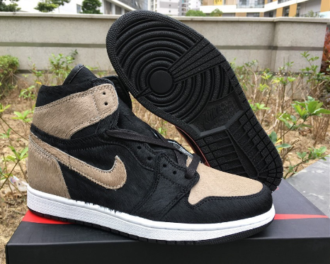 Cheap Jordan 1 Satin Pony HCheap Shadow