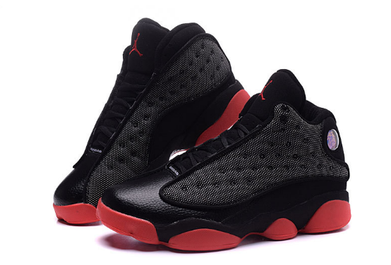 Cheap Jordan 13 Bred 3M Black Infrared 23