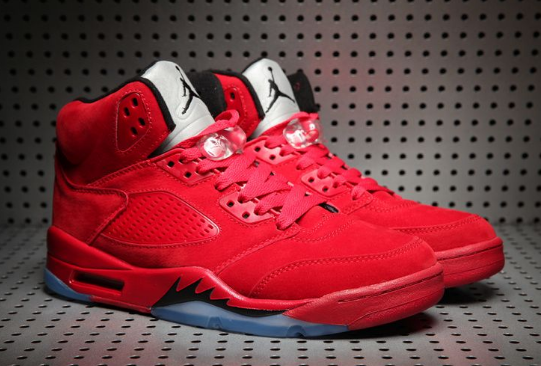 Cheap Jordan 5 Retro University Red