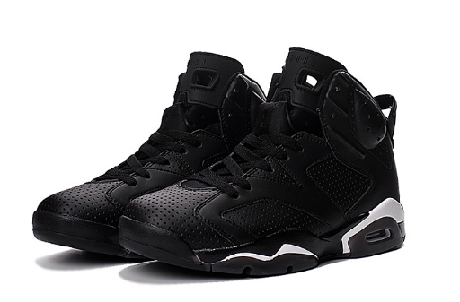 Cheap Jordan 6 Retro Black Cat All Black