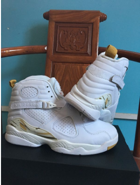 reputable site 21d69 a1bd3 ... cheapest cheap jordan 8 championship trophy white metallic gold light  bone 20797 f5655