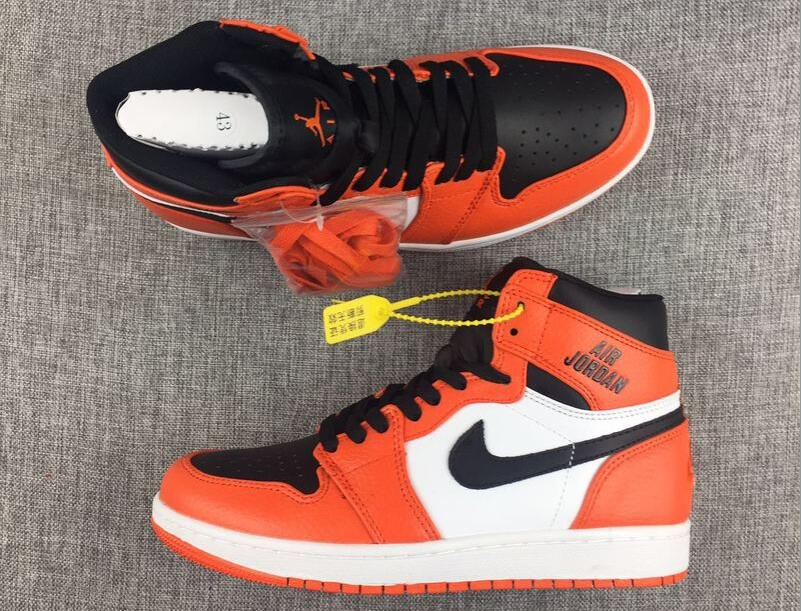 Air Jordan 1 Retro High Rare Air Max Orange Shoes