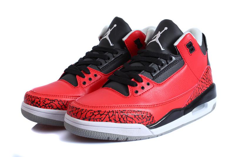 Air Jordan 3 Retro Chicago Colorways Shoes