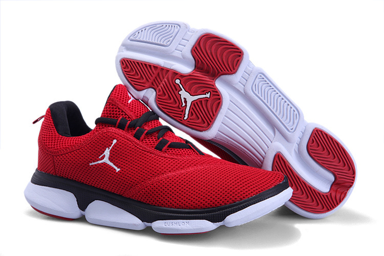 jordans shoes for women red