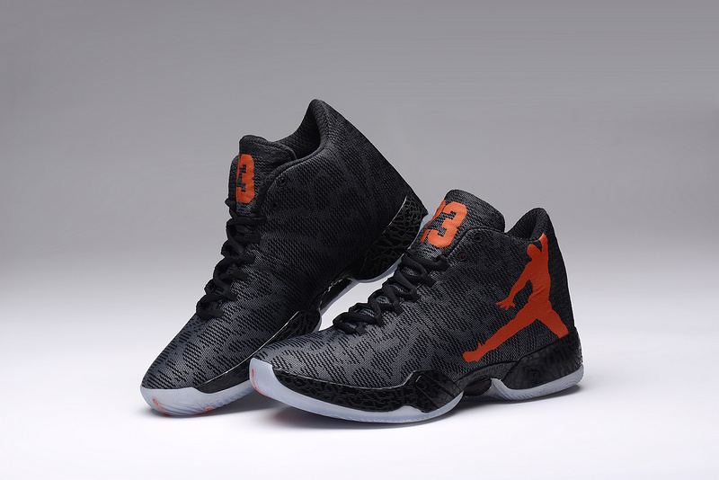 Cheap Real 2015 Air Jordan XX9 Black Orange