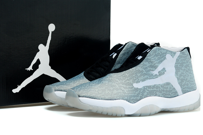 Air Jordan 29 Of Air Jordan Future Grey Black