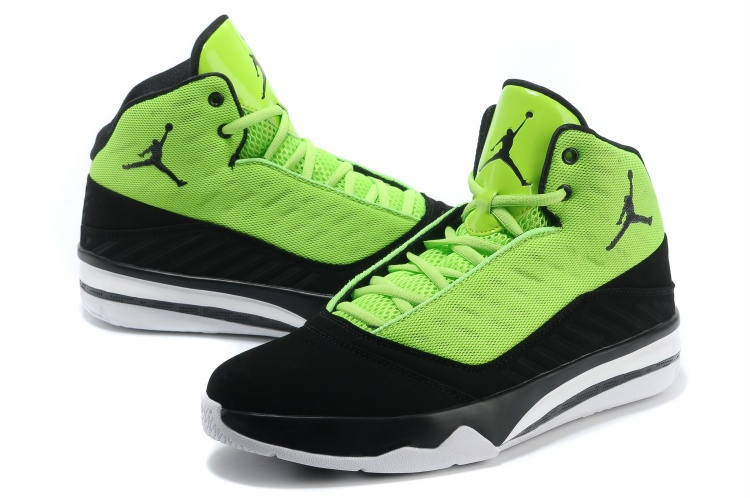 green jordan shoes for women