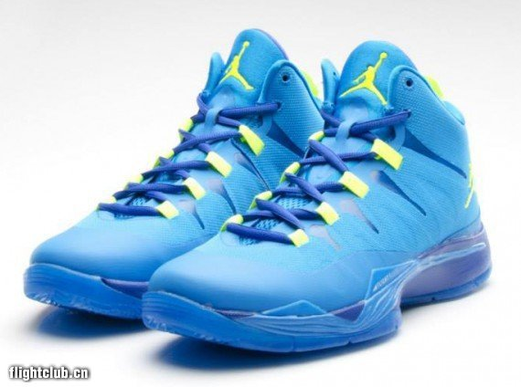 Jordan Blake Griffin 2 All Blue Shoes