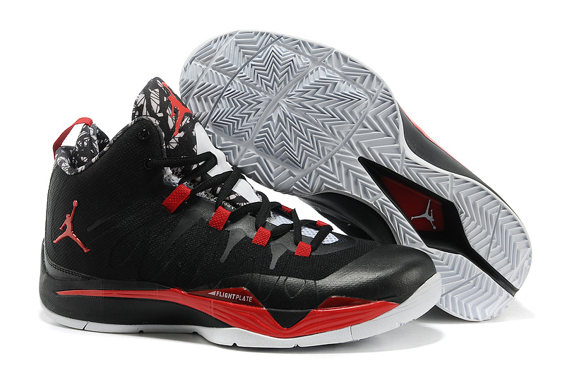 Jordan Blake Griffin 2 Black Red White Shoes