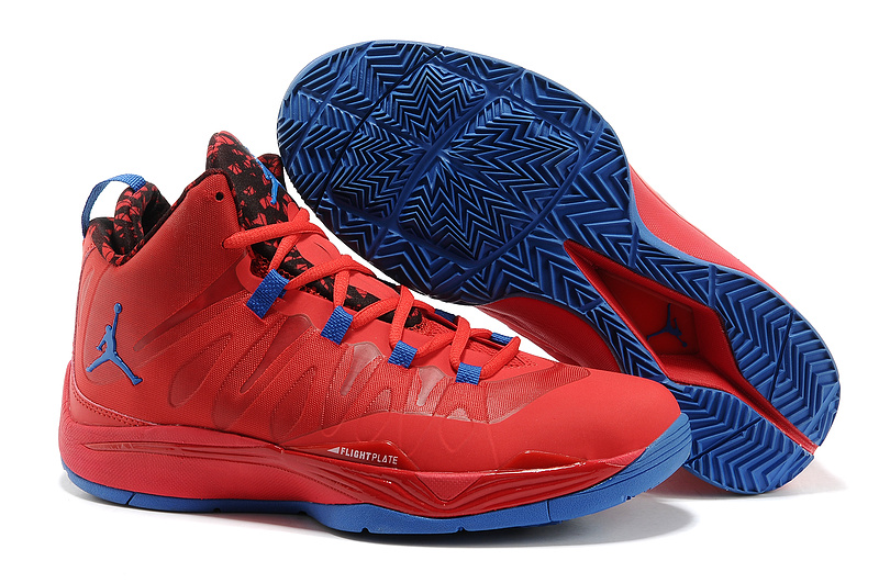 Jordan Blake Griffin 2 Red Blue Shoes