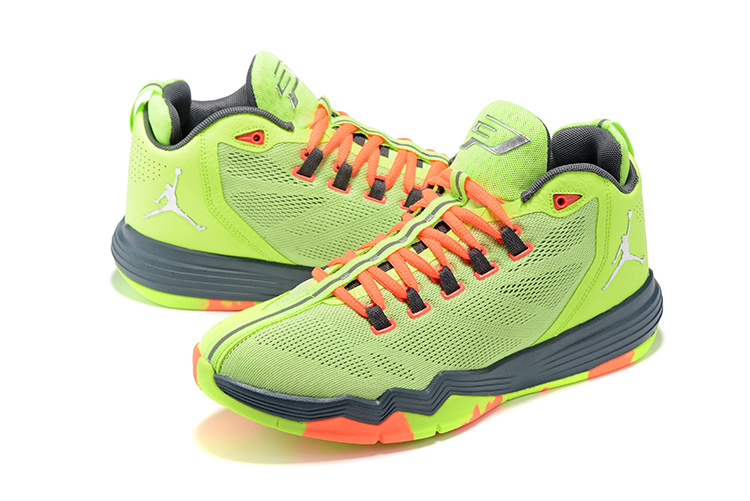 Jordan CP3 IX AE Ghost Green Shoes