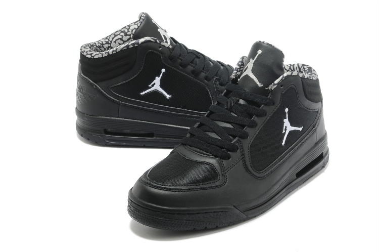 Jordan Post Game All Black Shoes