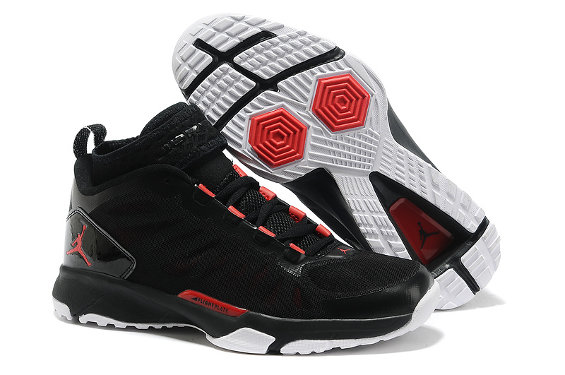 Jordan Trunner Dominte Pro Black Shoes
