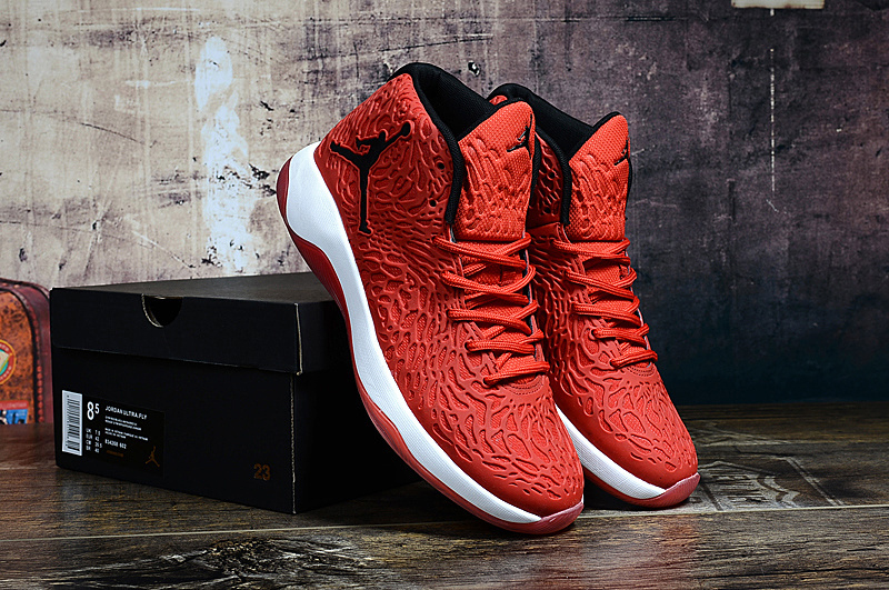 Jordan Ultra Fly Gym Red Black Infrared 23 Shoes