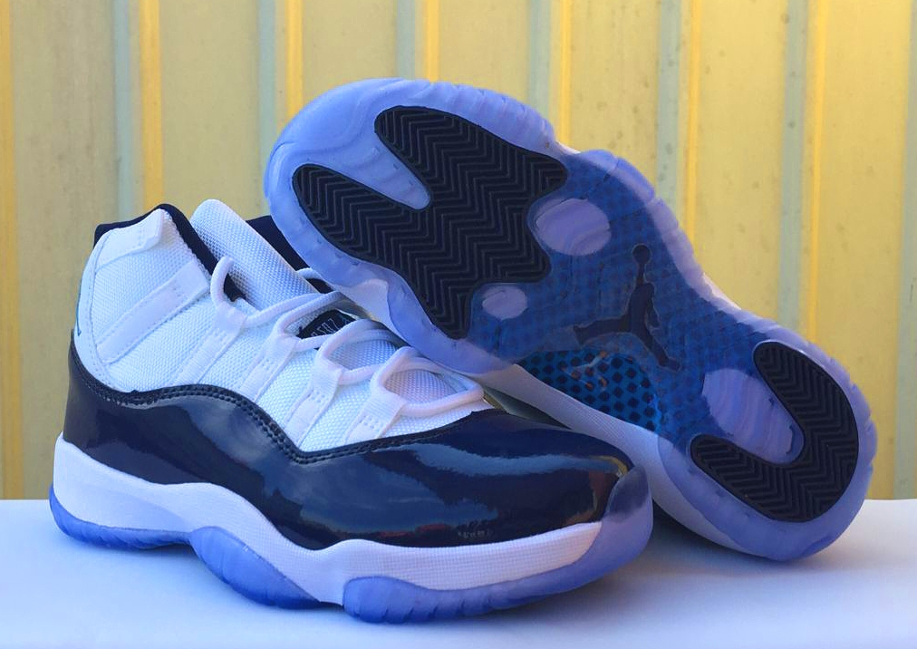 Cheap Air Jordans 11 North Corlina Shoes For Lovers