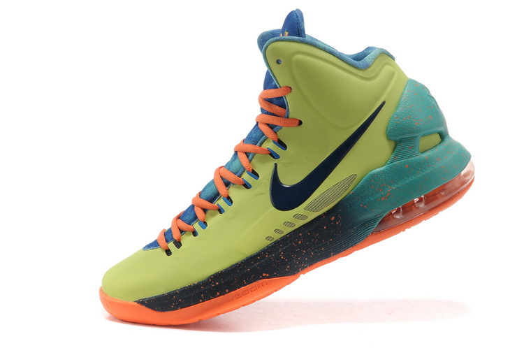 Nike Kevin Durant All Star Orange Army Shoes