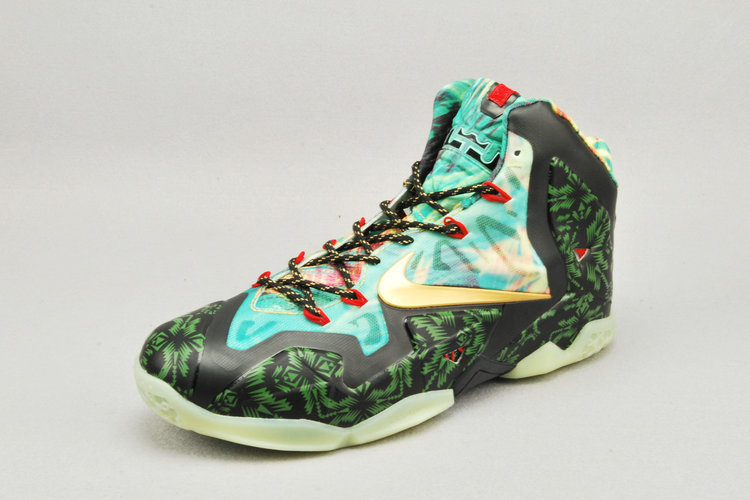 New Nike Lebron James 11 Collector Edition Shoes
