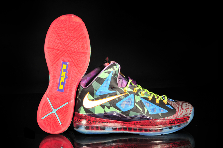 Limited Edition Lebron James 10 MVP Shoes For Women