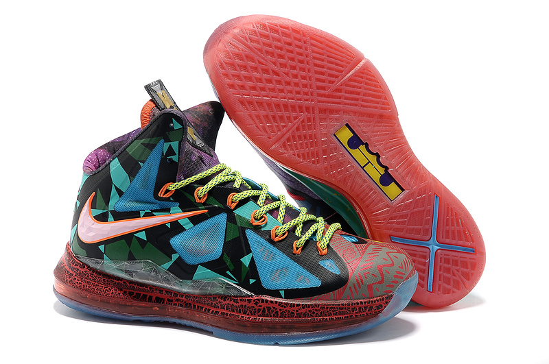 Limited Edition Lebron James 10 MVP Shoes
