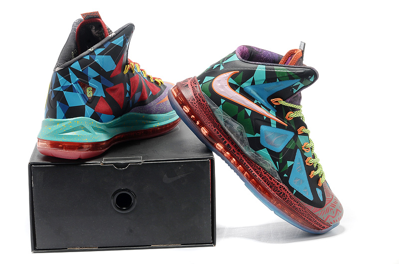 Real Limited Edition Lebron James 10 MVP Shoes For Sale ... Lebron 10 Mvp Shoes