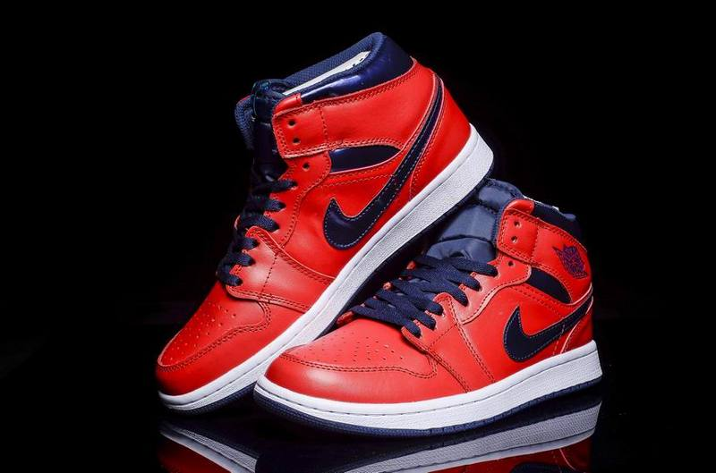 New Air Jordan 1 High David Letterman 2016 Shoes