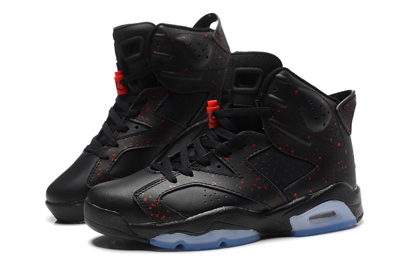 Cheap Real 2015 Air Jordan 6 All Black