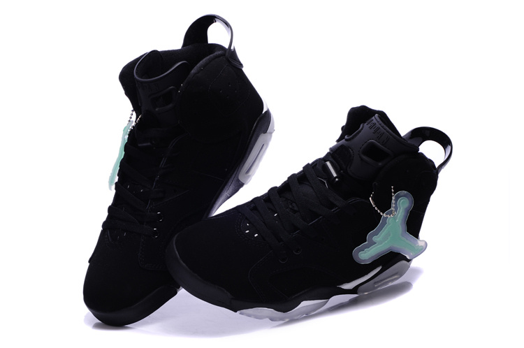 Cheap Real 2015 Air Jordan 6 Black White