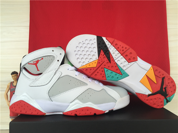 2015 Cheap Real Air Jordan 7 Bugs Bunny Lover Shoes