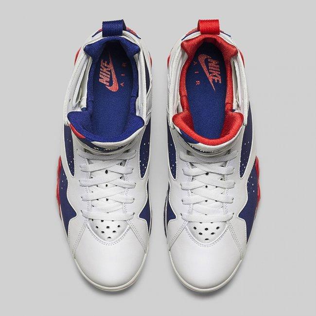 b3fb1d9b5bd9 New Air Jordan 7 Retro Olympic Alternate 2016 Shoes  17NAJ156 ...