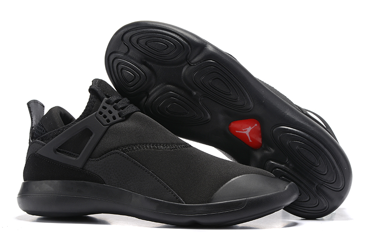 CHeap Air Jordans 4 Black Running SHoes