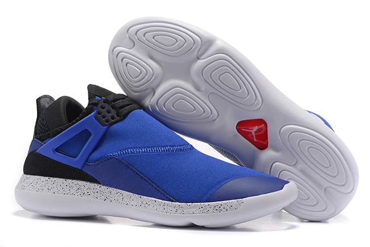 Cheap Air Jordans 4 Blue White Running SHoes