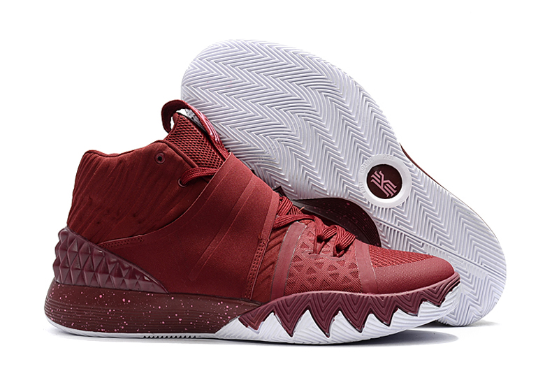 Nike Kyrie Irving S1 Wine Red SHoes