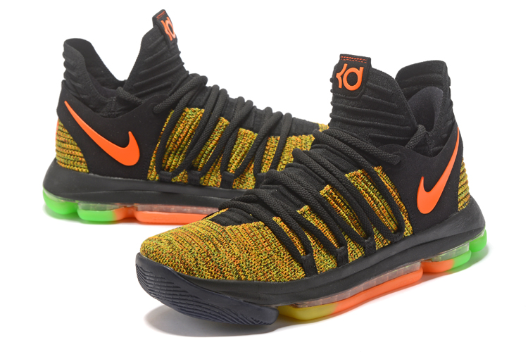 Nike Kevin Durant 10 Fruit Jam Shoes