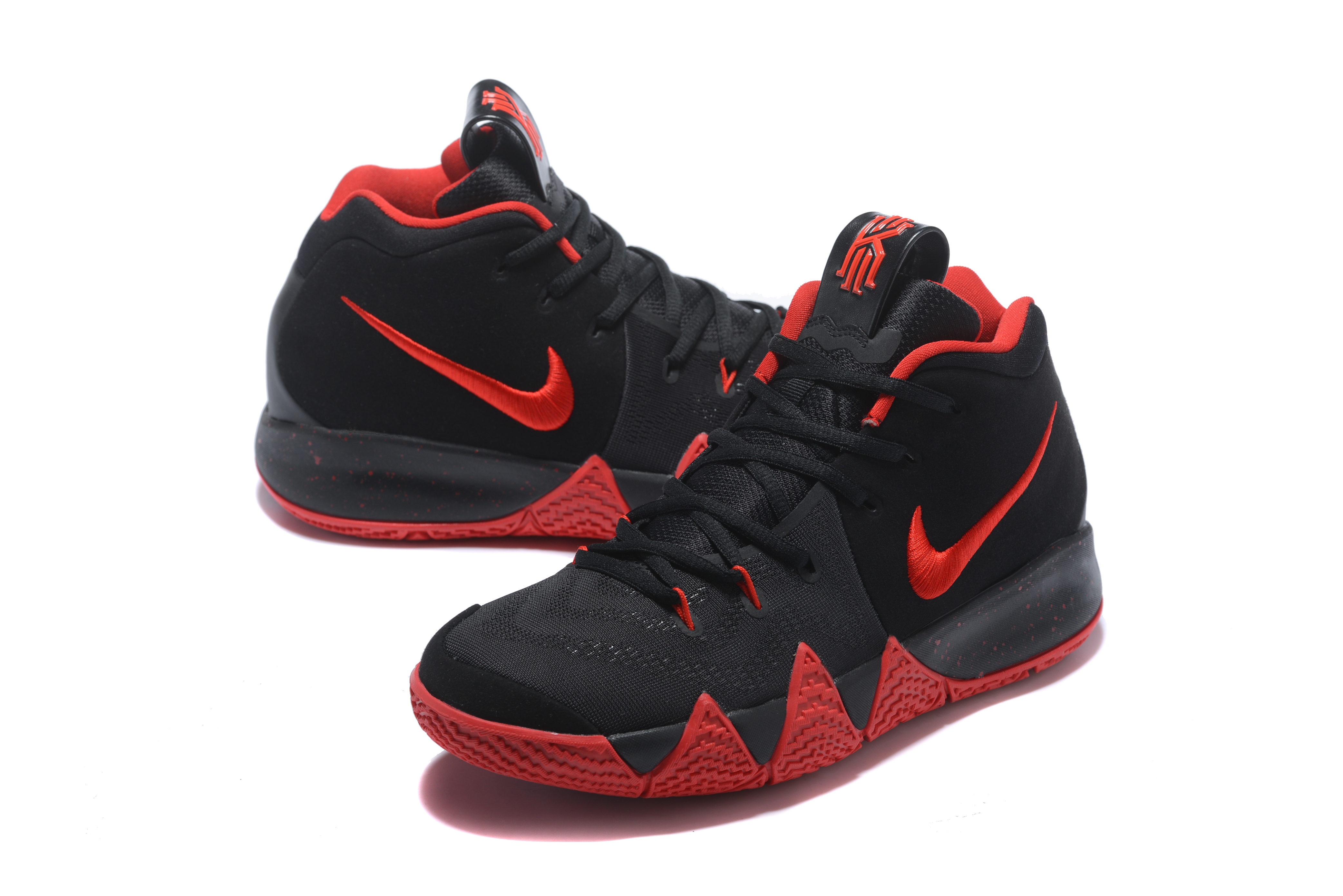 Nike Kyrie Irving 4 Black Red Shoes